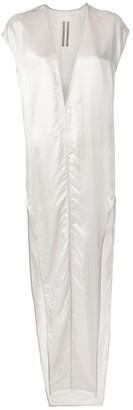 Rick Owens Arrowhead woven dress
