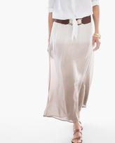 Chico's Earthen Ombre Maxi Skirt