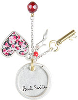 Paul Smith Accessories Heart And Shoe Keyring