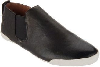 Frye Leather Chelsea Booties - Melanie Chelsea