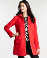 Ann Taylor Tall Wool Blend Noemie Coat
