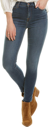 Seven For All Mankind 7 For All Mankind Gwenevere Lndk High-Waist Ankle Cut Jean