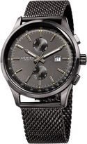 Akribos XXIV Mens Black Bracelet Watch-A-944gn