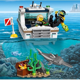 Lego City 60221Diving Yacht