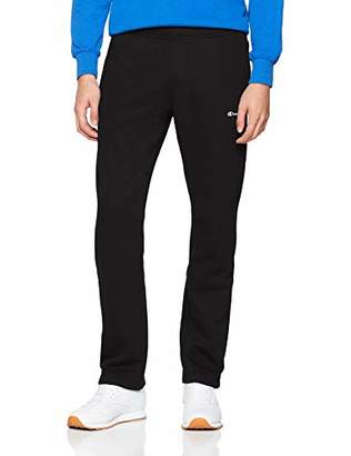 Champion Men's Straight Hem Pants 212091 Sports Tights,(Size: Medium)