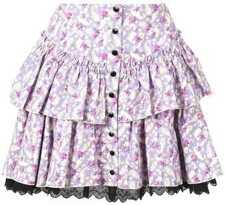 Marc Jacobs The Mini Prairie skirt