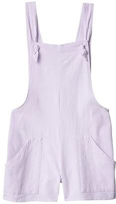 Cotton On Free Meg Playsuit (Big Kids) (Vintage Lilac) Girl's Jumpsuit & Rompers One Piece