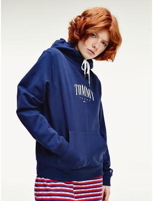 Tommy Hilfiger Organic Cotton Essential Logo Hoodie