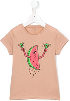 Stella McCartney watermelon print T-shirt - kids - Cotton - 3 yrs