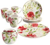 Bonjour Paula Deen 12-pc. Holiday Dinnerware Set by