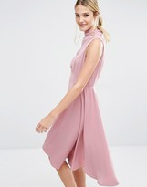 Keepsake Break Even Mini Dress