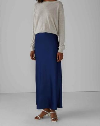 Club Monaco Slip Skirt