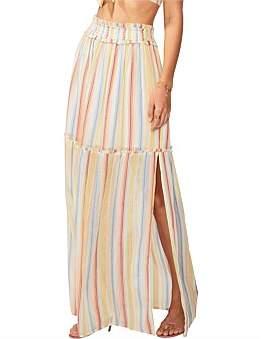 SUBOO Playhouse Maxi Skirt