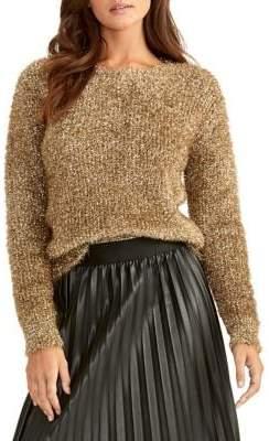 Rachel Roy Dehlia Fuzzy Sweater