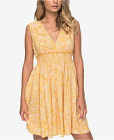 Roxy Juniors' Printed A-Line Dress