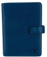 Louis Vuitton Epi Medium Ring Agenda Cover