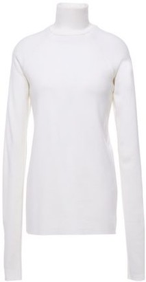 Haider Ackermann Allen Wool-jersey Turtleneck Top