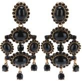Oscar de la Renta chandelier drop earring