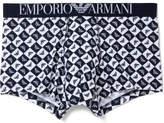 Emporio Armani Men'S Knit Trunk