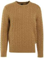 J.crew Cable Jumper Camel