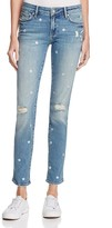 Mavi Jeans Erica Boyfriend Jeans in Shaded Star Vintage