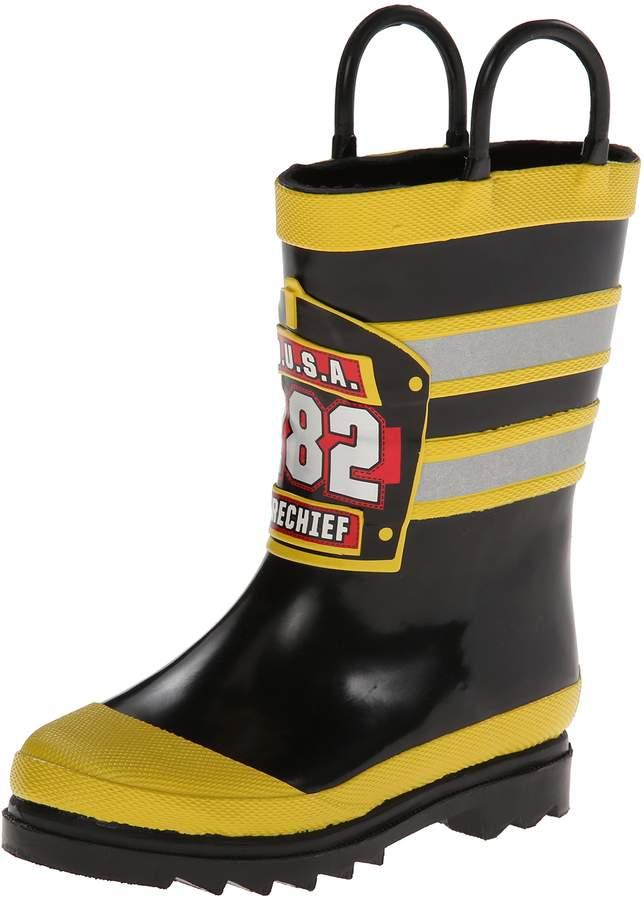 Western Chief Boys Printed Rain Boot, F.D.U.S.A