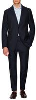 John Varvatos Wool Notch Lapel Suit