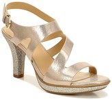 Naturalizer Dee Strappy Open Toe Pump