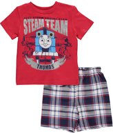 "Thomas & Friends Little Boys' Toddler ""Steam Team"" 2-Piece Outfit"