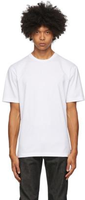 Acne Studios White Slim Fit T-Shirt