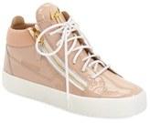 Giuseppe Zanotti Women's 'May London' High Top Sneaker