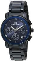 Oceanaut Women's 'Riviera' Quartz Stainless Steel Casual Watch, Color:Two Tone (Model: OC0632)