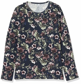 Name It Girl's Nmftia Ls Top T-Shirt
