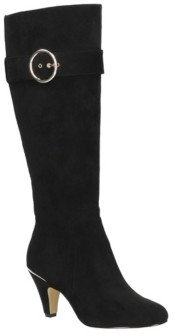Bella Vita Braxton Plus Athletic Shafted Tall Boots Women's Shoes