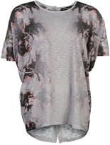 Firetrap Button T Shirt Ladies
