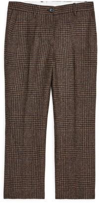 Arket Tweed Trousers