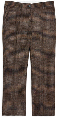 Arket Tweed Trousers