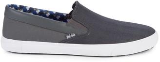 Ben Sherman Percy Textured Slip-On Sneakers