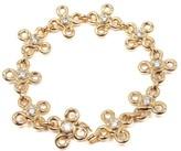 Chanel 18K Yellow Gold with Diamond Bracelet