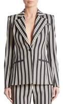 Altuzarra Striped Acacia Jacket