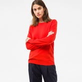 Paul Smith Women's Red Cashmere Sweater