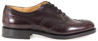 Church's Churchs Burwood Burgundy Lace Up