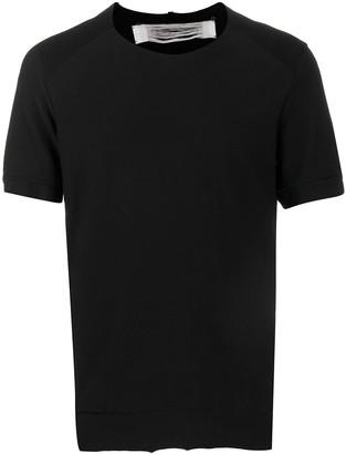 Individual Sentiments plain T-shirt