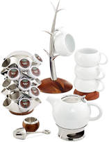Nambe Gourmet Coffee and Tea Collection