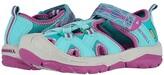 Merrell Hydro (Toddler/Little Kid/Big Kid) (Turquoise/Purple) Girls Shoes