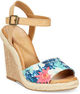 DOLCE by Mojo Moxy Posey Espadrille Wedge Sandals
