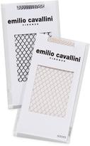 Emilio Cavallini Fishnet Sock Set