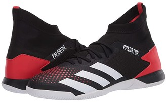 adidas Predator 20.3 In (Core Black/Footwear White/Active Red) Men's Shoes