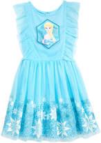 Disney Disney's Frozen Elsa Dress, Little Girls