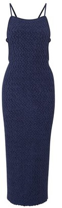 Jacquemus Velvet knit dress